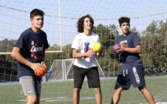 Dodgeball tournament tosses spirit into lunchtime