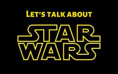 Nobody Asked Podcast Episode 1: Let's talk Star Wars