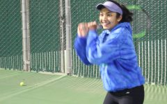 Tennis passion brings family together