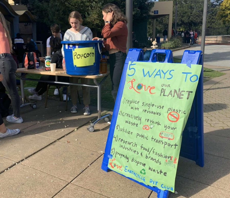 Waste-free week encourages environmental consciousness