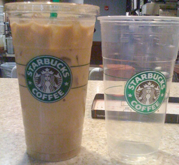 Is Venti Not Enough Starbucks Announced Larger Drink Size