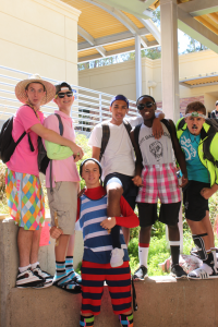 Juniors go wacky on Wednesdays