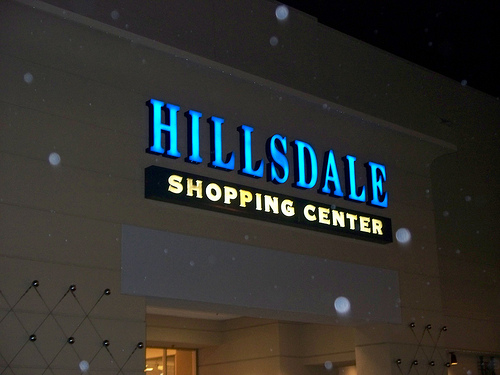 New stores coming to Hillsdale Shopping Center