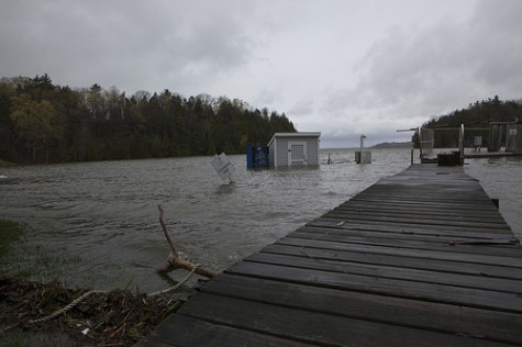 East Coast slammed by natural disasters