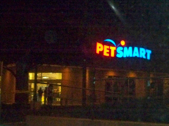 Armed robber shoots employee at local Petsmart
