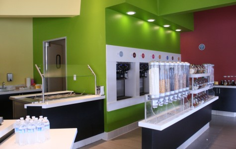Yoppi Yogurt opens in Carlmont Shopping Center