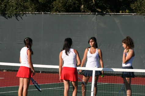 Girls Tennis Update