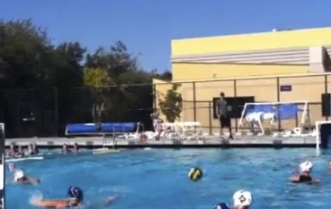 Girls Varsity Water Polo vs. San Mateo