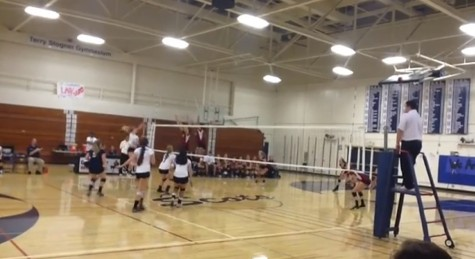 Varsity Volleyball PAL Championship