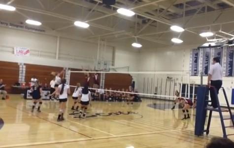 Varsity Volleyball PAL Championship