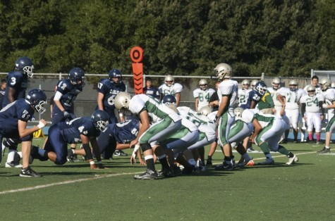 Photos: First win for JV Football, 27-24