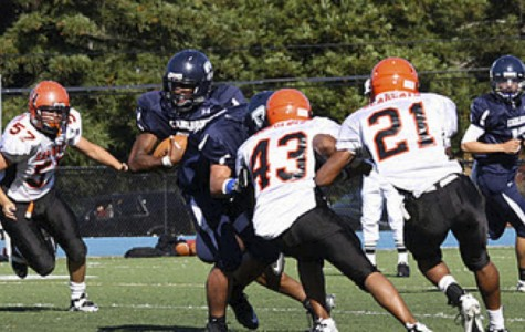 Photos: Carlmont Football vs. San Mateo