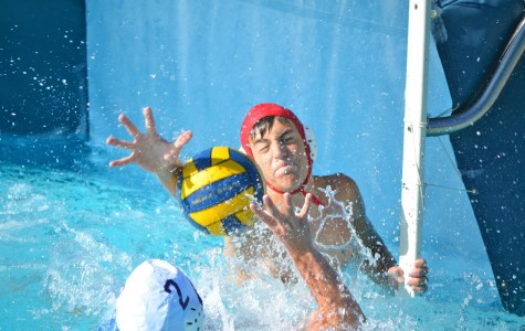 Water Polo out with a bang!
