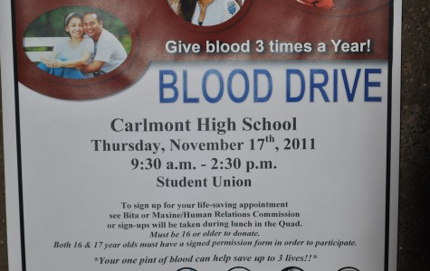 Students sign up for Blood Drive to save lives