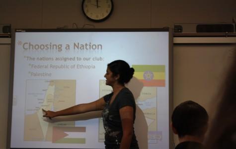 Model UN preparing future world leaders