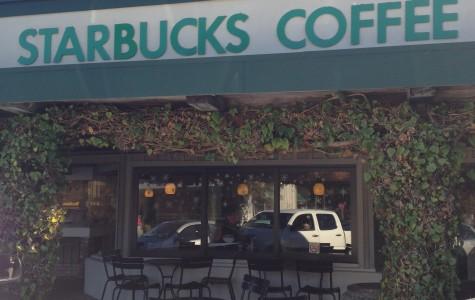 Carlmont students inhabit Starbucks