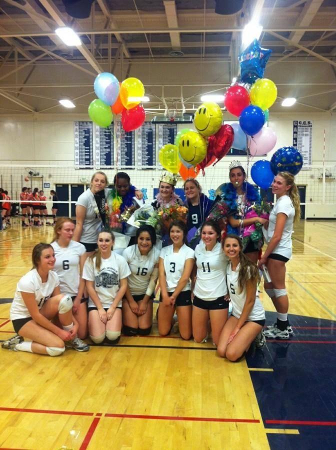 Carlmont+Girl%27s+Varsity+Volleyball+team