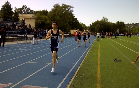 Carlmont Track vs. Aragon