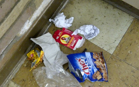 Campus cleanliness compromised