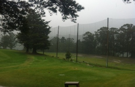 Rain washes away league golf tournaments