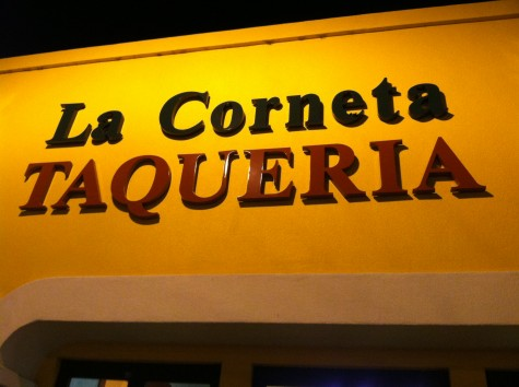La Corneta Taqueria: Disappointing and not worth the money