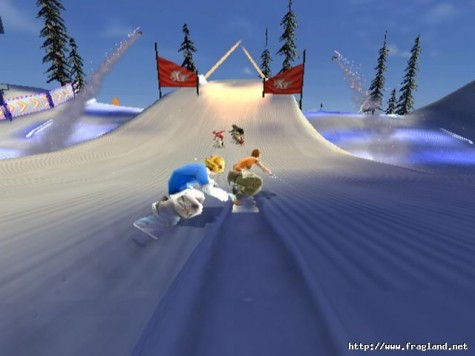 Game review: SSX (2012)