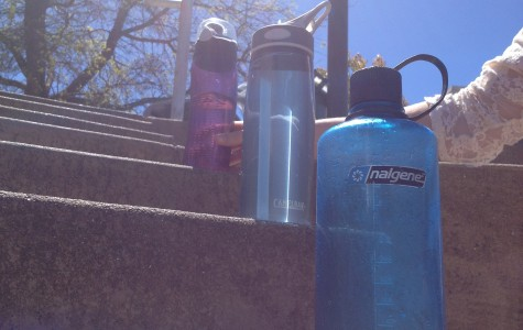 Reusable water bottles on the rise