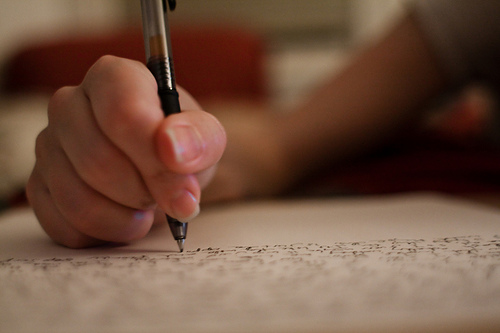 Belmont Library hosts teen poetry contest