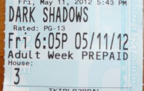Dark Shadows: still a better love story than Twilight