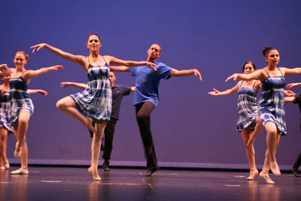 Dance performance comes to Cañada College