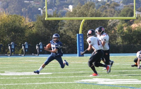 Frosh-Soph Football: Carlmont vs. Woodside