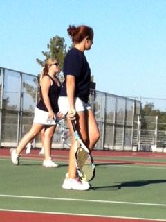 Varsity tennis earns a convincing win