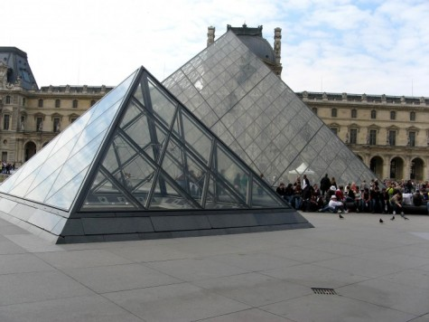 Islamic art wing opened in the Louvre