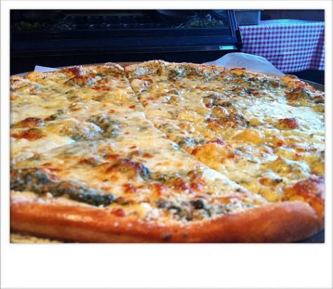 Village Host Pizza is pleasing