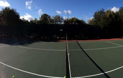 Varsity tennis secures a CCS berth