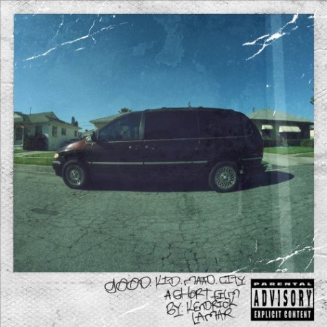 Kendrick Lamar releases 'good kid, m.A.A.d city'