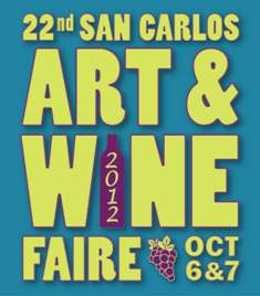 Art and Wine Fair hits San Carlos