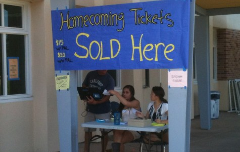 Slow start in ticket sales for much-anticipated Homecoming