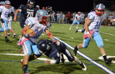 Hillsdale wins with passing attack