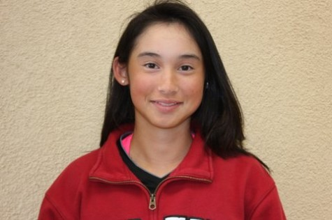 Varsity tennis player wins second place in PAL Individual Playoffs