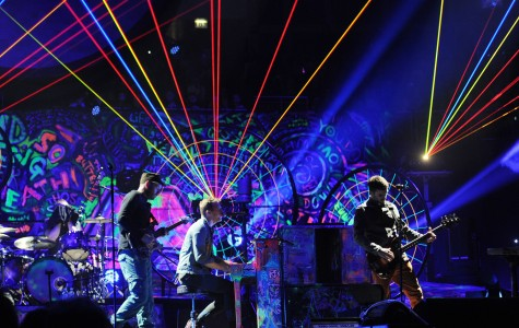 Coldplay going on three year hiatus after New Year's Eve