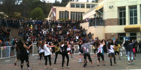 A thriller in the quad