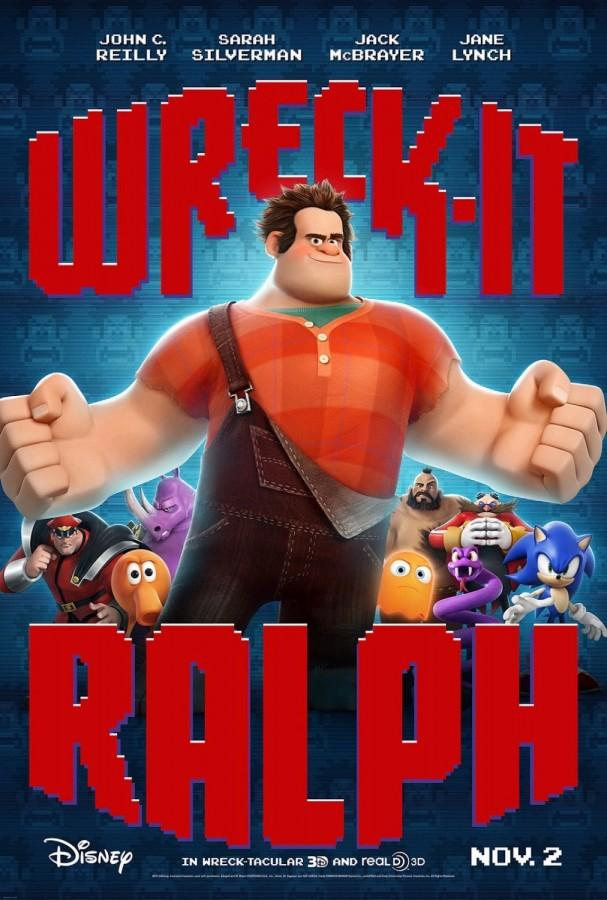Wreck-It Ralph Promotional Poster