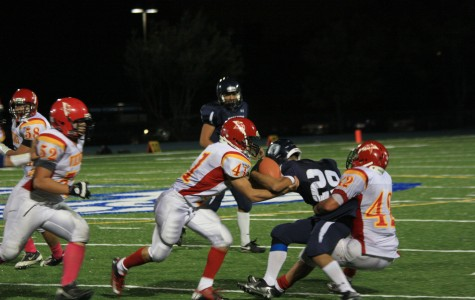 Varsity football: a year to forget