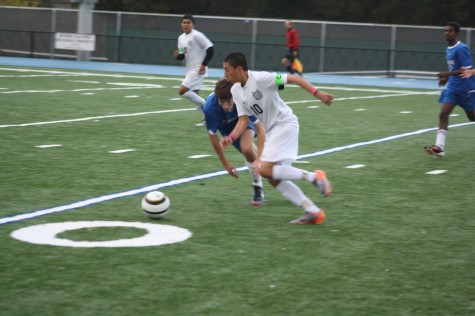 Junior varsity men's soccer off to a great start
