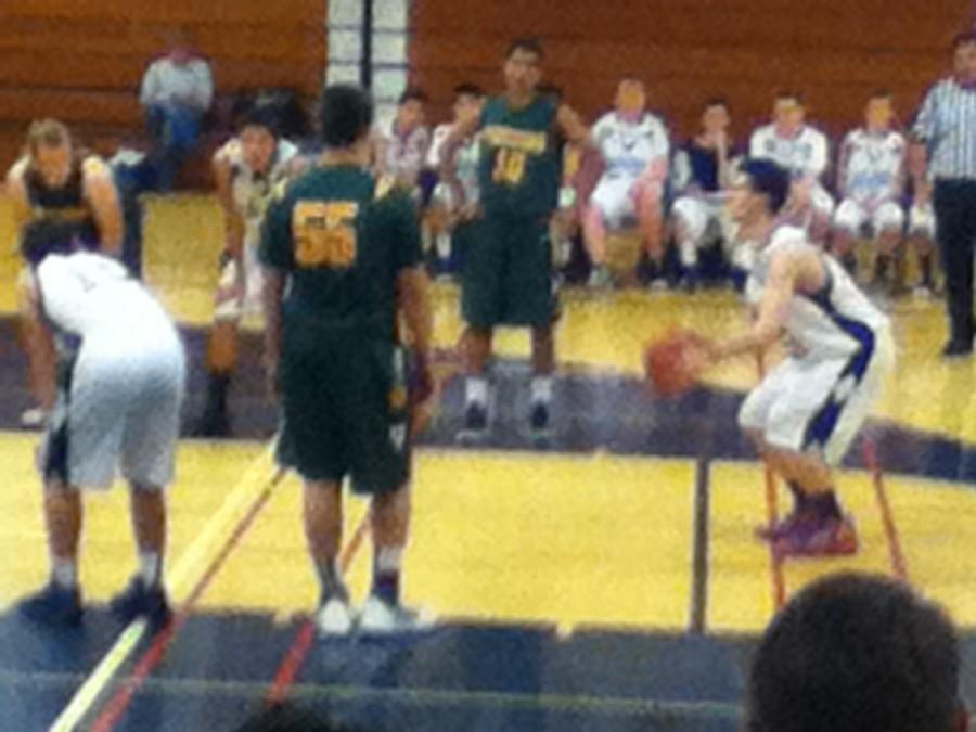 Frosh-soph basketball beats Pinewood