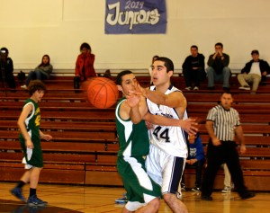 Third quarter burst propels Carlmont boys to league victory