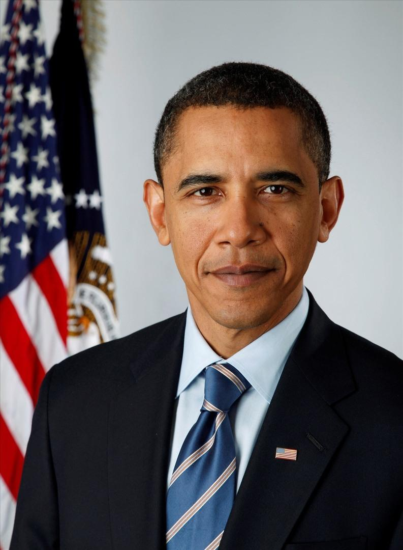 Barack Obama, 44th president of the United State of America, gave his State of the Union address on Feb. 12, 2013.