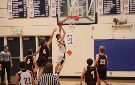 JV Basketball vs. Menlo Atherton