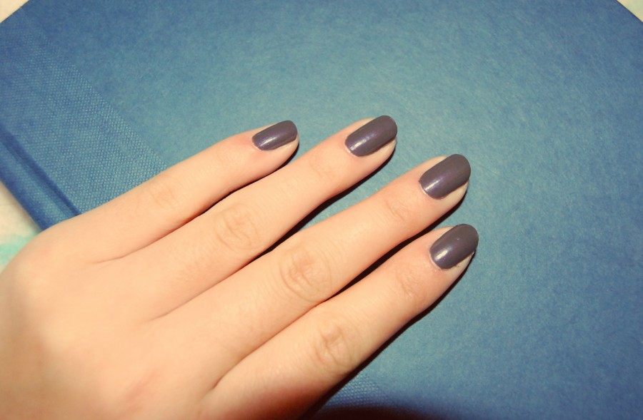 The long lasting manicure.